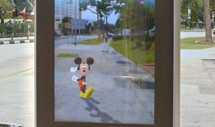 Disney Augmented Reality